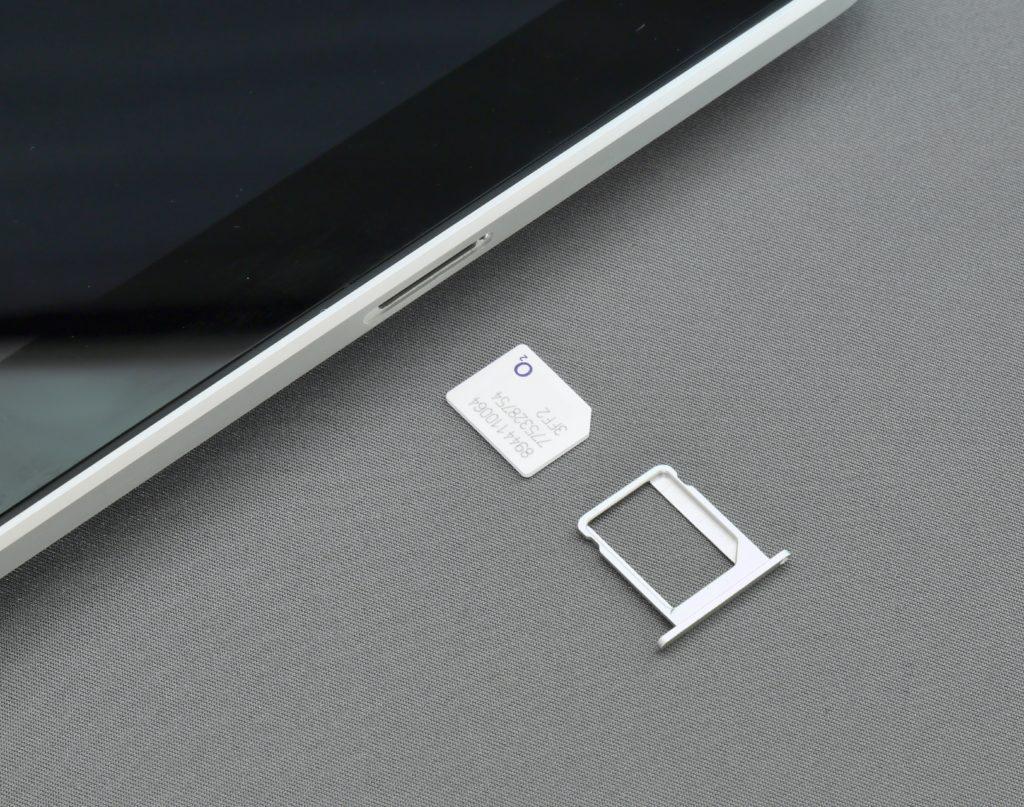 格安SIMカードの写真