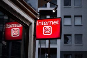 インターネットの写真