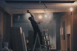 ドコモ光の工事費の写真