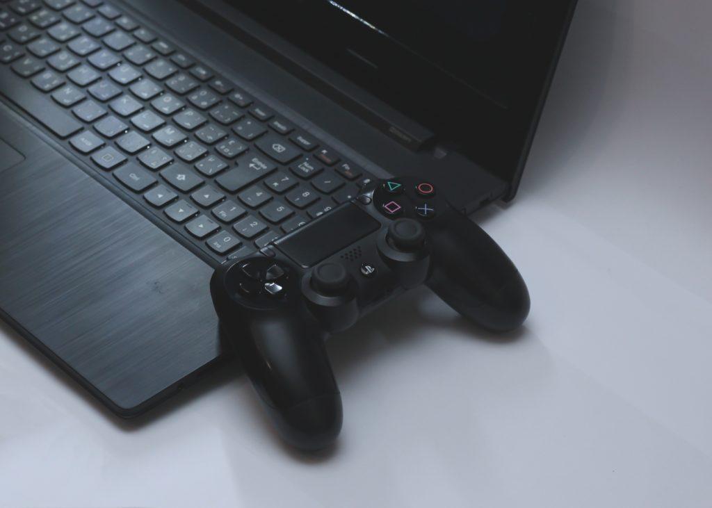 オンラインゲームの写真